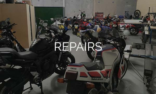 DriverRider Motorcycle repairs and learner lessons home: Repairs